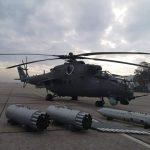Руски хеликоптери Ми-35 нова снага Војске Србије