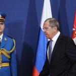 Лавров у Београду на обележавању годишњице од НАТО агресије