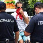 Албански и на униформама македонске полиције