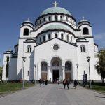 Храм Светог Саве, на Свету Петку, отворен за посетиоце