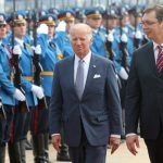 Вучић честитао Бајдену, позвао га у посету Србији