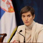 Брнабић: Авионом одмах шаљемо грађанима Сарајева 10.000 вакцина