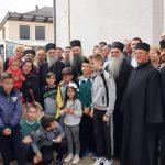 Патријарх посетио и многодетне породице у Бујановцу и Прешеву