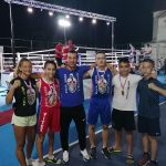 """Боксери нишког """"Витеза"""" на турниру у Куманову освојили 5 медаља"""
