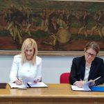 Потписан Меморандум о сарадњи између Амбасаде Србије и Филолошког факултета у Скопљу